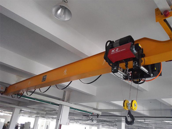 LD2t-13.5m欧式变频单梁起重机
