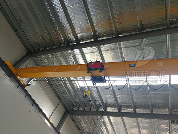 LD5t-13.5m欧式变频单梁起重机