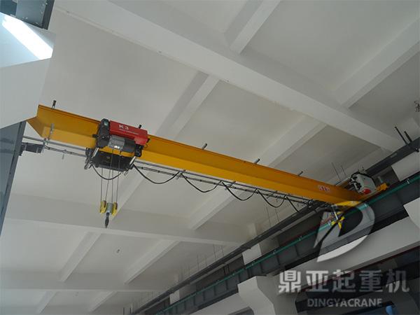 LD5t-18m欧式变频单梁起重机